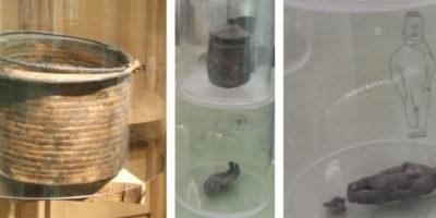 La stregoneria nell'antica Roma. Interessante sezione del Museo Nazionale Romano